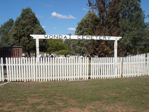 Wondai Australia  city images : Wondai Cemetery, Wondai, Queensland, Australia: rossow & beitzel ...