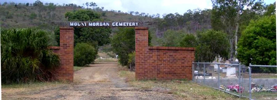 Mt Morgan Cemetery